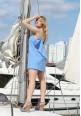 Wing Dress LIMA BLUE
